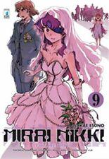 Manga - Star Comics - Mirai Nikki 9 - Nuovo !!!