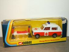 Range Rover Ambulance - Corgi 482 England in Box *34617