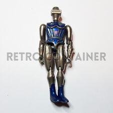 Vintage Robot Space Traveler Timanic Time Machine Microman Micronauts Figure