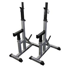 Valor Fitness Independent Bench Press Stands - BD-2 Weight Racks NEW