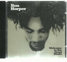 BEN HARPER - WELCOME TO THE CRUEL WORLD (1993) - CD VIRGIN