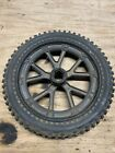 *RARE* VENOM VMX450 RC DIRTBIKE RC MOTORCYCLE Front tire and rim