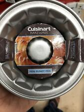 Cuisinart MINI BUNDT PAN set of 4