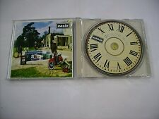 OASIS - BE HERE NOW - CD VERY GOOD CONDITION 1997 CREATION RECORDS UK PRESS