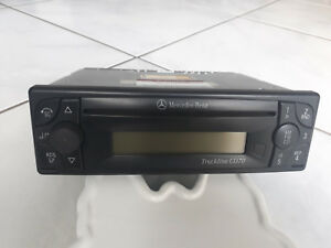 MERCEDES LKW RADIO 24V CD TRUCKLINE CD 70 A0004460462 BE6053 ATEGO ACTROS AXOR
