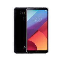 "UNLOCKED Móvile 5.7"" LG G6 VS988 32GB 3G/4G LTE Verizon 13MP Android 7.0 - Negro"