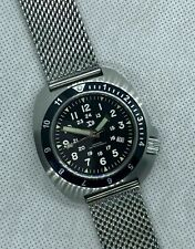 TC-9 automático divers watch - 300m WR-Seiko Movimiento. diseño de tortuga