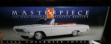 AMT MASTERPIECE 1962 CHEVROLET IMPALA Model Car Mountain PRE-ASSEMBLED