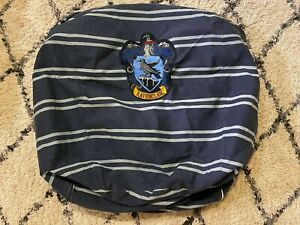 PBTEEN Harry Potter Ravenclaw Blue Stripe Bean Bag Chair Cover