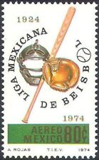 Mexico Sports Postal Stamps