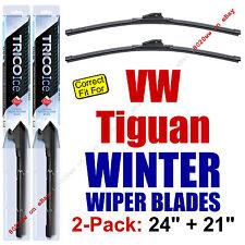 WINTER Wiper Blades 2pk Premium - fit 2009+ VW Volkswagen Tiguan - 35240/210