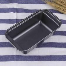 Non Stick Loaf Bread Pan Bakeware Carbon Steel Rectangle Plate Tray Cake Mold
