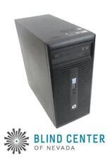 HP 280 G1 MT Business PC i5-4590S 3.00GHz 8GB DDR3 500GB Win 10 Pro 64-bit