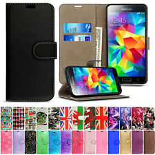 Case For Samsung Galaxy S2 S3 S4 S5 Magnetic Flip Leather Wallet Phone Cover