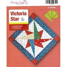 Matildas Own Victoria Star Patchwork Template Set