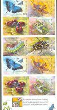 Australia-Bugs & Butterflies 2003 mnh booklet