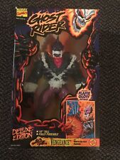 "1995 Marvel Comics Ghost Rider Deluxe Edition "" Vengeance"" Glow in the Dark"