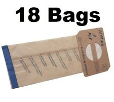18 Bags for Electrolux Upright Vacuum Cleaner STYLE U bag