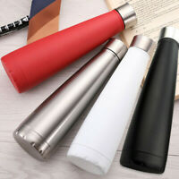 500ml Stainless Steel Thermos Bottle Vacuum Flask Insulated Travel Bottle 1pc