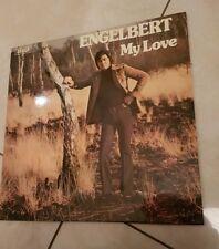ENGELBERT HUMPERDINCK / MY LOVE 1974