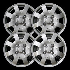 """Universal Silver 14"""" Hubcap - All Years - Set of 4 - 53065"""