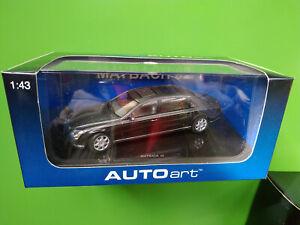 1/43 Autoart Mercedes Maybach 62 LWB