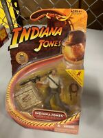 Indiana Jones Action Figure 2008 Series - Indiana Jones - Brand New - MOC