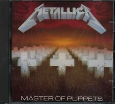 METALLICA - Master Of Puppets - CD Album