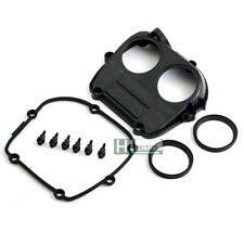 Genuine Engine Timing Cover with Gasket for Audi A3 A4 Q5 VW Tiguan 1.8 2.0T CNC