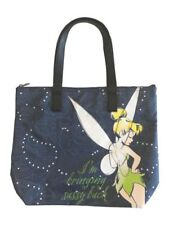 "Disney Parks Exclusive TINKERBELL ""I'M BRINGING SASSY BACK"" PURSE TOTE BAG NWT"