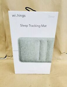 New Withings Sleep Mat with Heart Rate Tracking & Health Report FREE SHIPPING