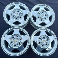 Chevrolet Tahoe Z71 16 Forged Alcoa Usa Wheels Rims 6x1397 Chevy 6x55 Gm Oem