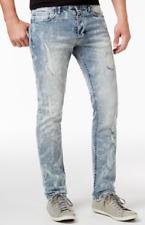 Calvin Klein Jeans Men's Slim-Fit Stretch Glacier Ripped Jeans , Size 29X30, $89