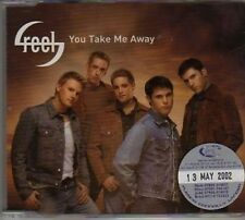 (AX115) Reel, You Take Me Away - 2002 DJ CD