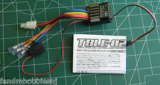 """Tamiya RC """"Drip Proof"""" Electronic Speed Control ESC Brushed & Brushless TBLE 02S"""