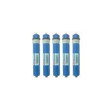5 x 50 GPD Membrana Osmosi Inversa Purificatore Filtro Acqua Elemento