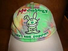 Mecology It's Happy Bunny This I Can Support Baseball Cap Hat One Size