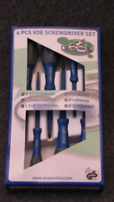 Electricians Screwdriver Set Insulated 6 Pieces
