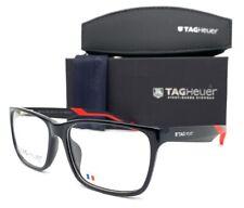 Tag Heuer  Urban TH552  B 005  Black Red  59mm Eyeglasses