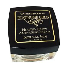 Camille Beckman Platinume Gold Healthy Glow Anti-Aging Cream for Normal Skin 1 o