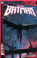 FUTURE STATE NEXT BATMAN #1 A LADRONN DC Comics