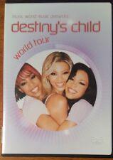 Destinys Child - World Tour - DVD - Buy 1 Item, Get 1 to 4 at 50% Off