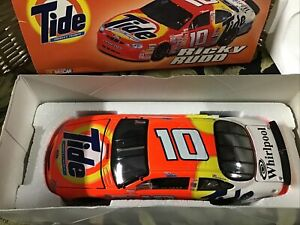 🔥NIB Limited Edition Action'99 Ricky Rudd #10 Tide Ford Taurus 1:24 Diecast