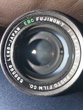 Fuji EBC FUJINON-T 135mm F3.5 Telephoto Lens Pentax Screw Fit M42