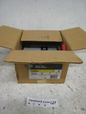 SQUARE D HEAVY DUTY SAFETY SWITCH THN3361 30 AMP 600VAC MODEL 10 TYPE