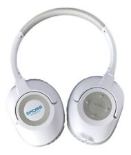 Koss BT539IW Wireless Bluetooth Over Ear Headphones with Microphone White