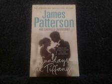 Sundays at Tiffany's By James Patterson and Gabrielle Charbonnet Book