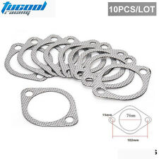 "10PCS Exhaust Pipe To Muffler Gasket 3"" CATBACK for Subaru IMPREZA WRX STI GT"