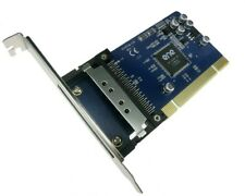 PCI to PCMCIA allowing almost any 16/32-bit PCMCIA Cardbus Chipset ENE