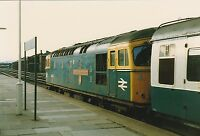 British Rail 33027 Hereford 6x4 inch Rail Photo